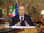 Napolitano dice addio agli italiani