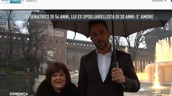 Simone e Stefania: 'Un Tapiro per i poveri'