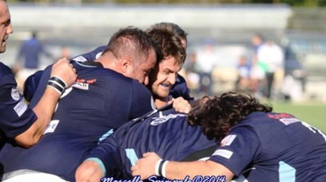 Tonfo in casa per la Gran Sasso Rugby