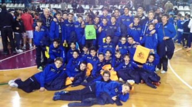 Trofeo Nazionale della Befana, L'Aquila si fa notare