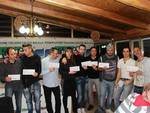 Calciobalilla, premiati i campioni abruzzesi