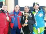 Campo Felice: Trofeo Città di Roma bloccato dalla neve