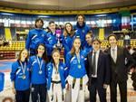 Celano, il Centro Taekwondo strabilia a Torino