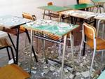 Edilizia scolastica in panne