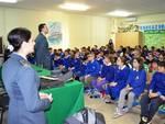 GdF a Raiano, a scuola di legalità