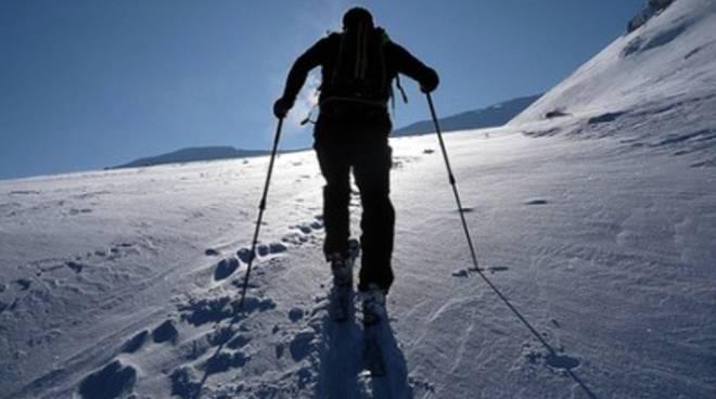 Gran Sasso: «Vietato sciare fuori pista»