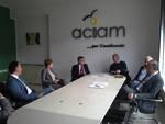 L'Aciam apre le porte alla Regione Abruzzo