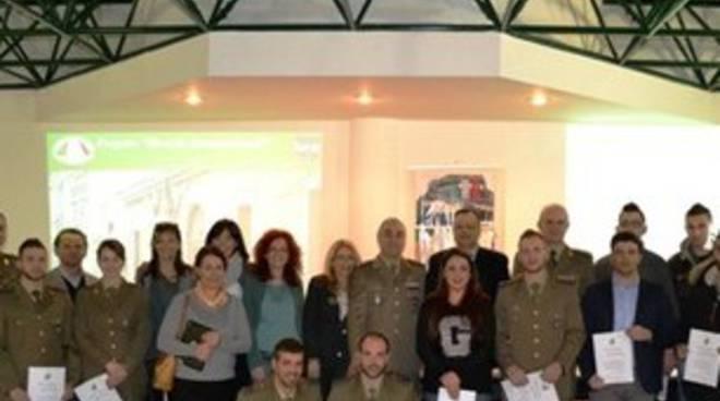 L'Aquila, 20 ex militari 'riqualificati'