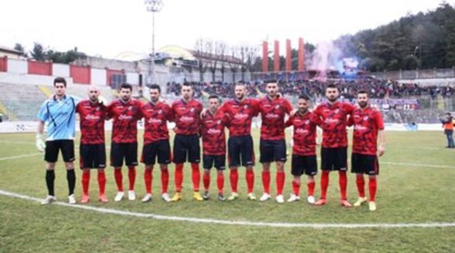 L'Aquila Calcio: nuova  deludente sconfitta a Lucca