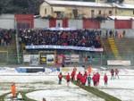 L'Aquila Calcio-Pontedera: partita rinviata