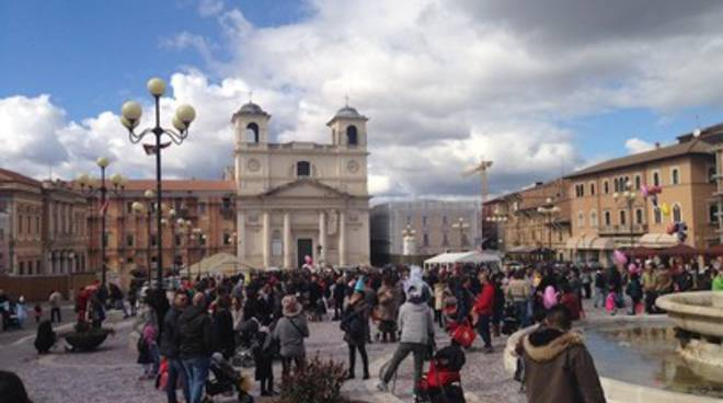 La sicurezza del centro storico
