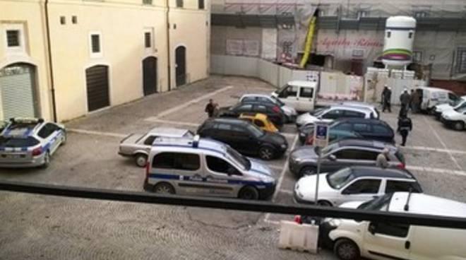 Multe piazza Chiarino: «Nessun raid punitivo»