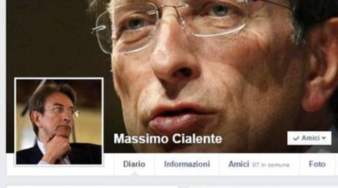 Pagina Fb Cialente, fioccano critiche e insulti