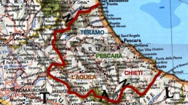 Riordino, i 4 della Provincia discutono a Teramo