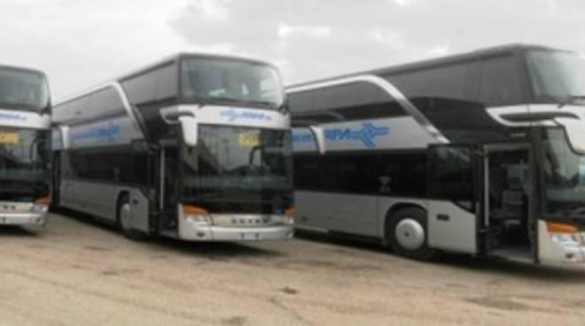 Terminal bus a L'Aquila Ovest