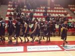 Basket, L'Aquila espugna Teramo