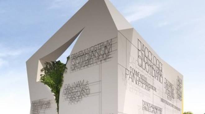 Expo, ecco come sarà il padiglione della Santa Sede