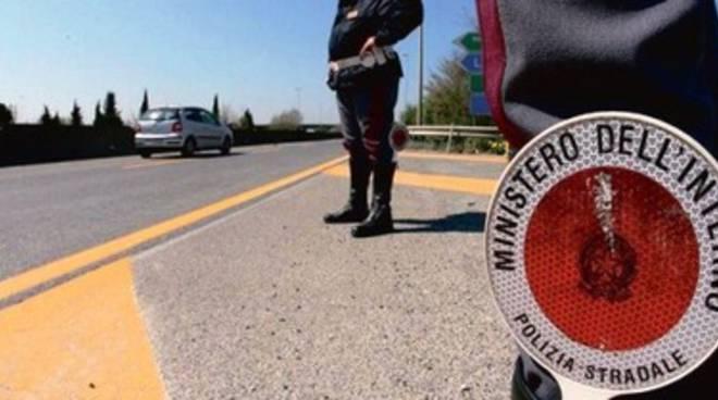 Inseguimento rocambolesco e arresto sull'A25