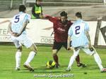 L'Aquila Calcio, Zavettieri: «Partita decisa da un episodio»