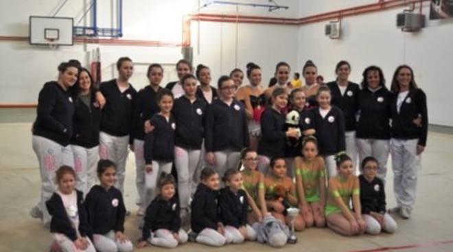 L'Aquila competition, ginnastica per tutti