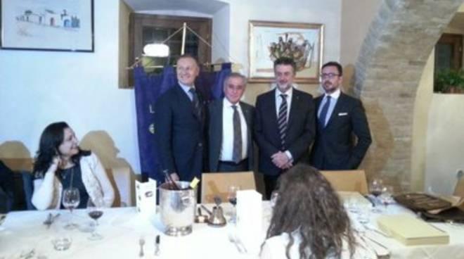 Lions Club, massimo riconoscimento all'aquilano Coccia