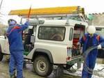 Maltempo, in Abruzzo 115mila utenze senza elettricità