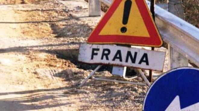 Nuove frane in Abruzzo, in 65 mila senza acqua