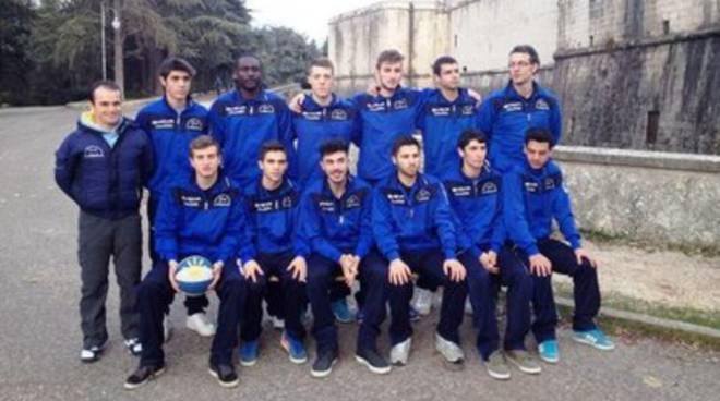 Nuovo Basket Aquilano batte il Chieti