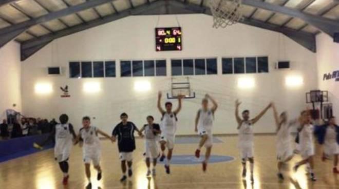 Nuovo Basket Aquilano si qualifica per Serie C unica