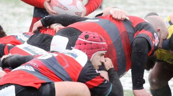 Paganica Rugby travolge Cecina