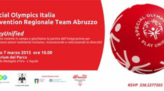 #PlayUnified, L'Aquila per l'integrazione