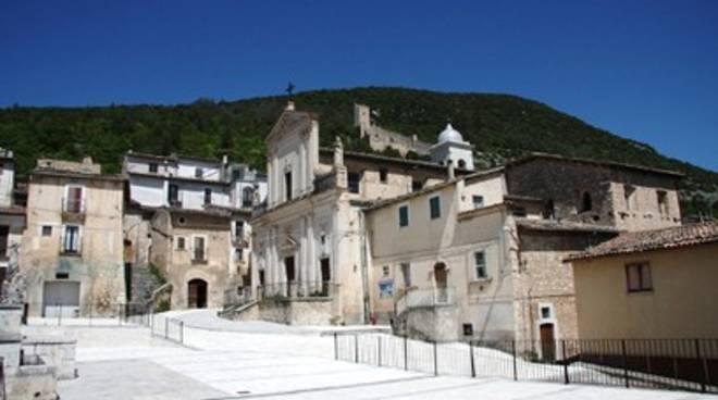 Ricostruzione, nulla osta per San Pio delle Camere