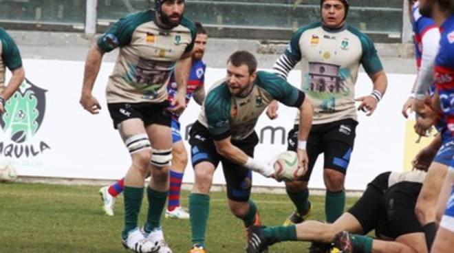 Rugby, L'Aquila attesa a casa di un'avversario di tutto rispetto