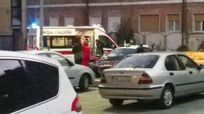 Avezzano, 118 e carabinieri soccorrono ubriaco