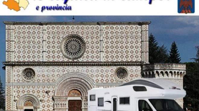 Avezzano inventa 'L'Aquila in camper'