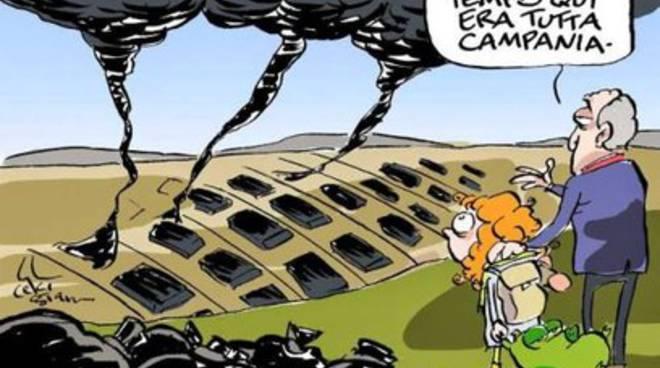 Felicità contro Ecomafia: scontro ad Avezzano