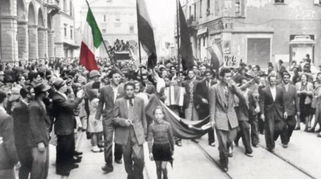 Gilberto Malvestuto: «Il mio 25 aprile»