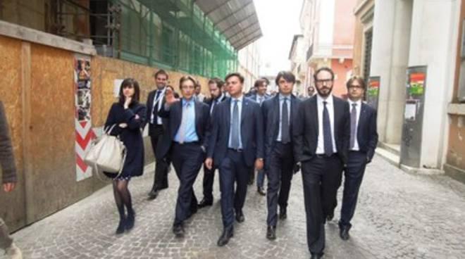 Giovani Imprenditori: «I nostri progetti per la ricostruzione»