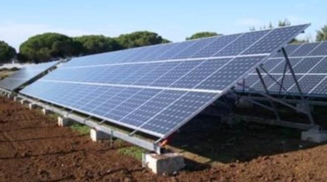 Impianto fotovoltaico Celano, riprendono i lavori