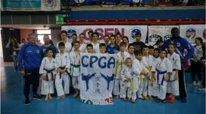 Karate, tre aquilani campioni d'Italia alla Coppa Csen