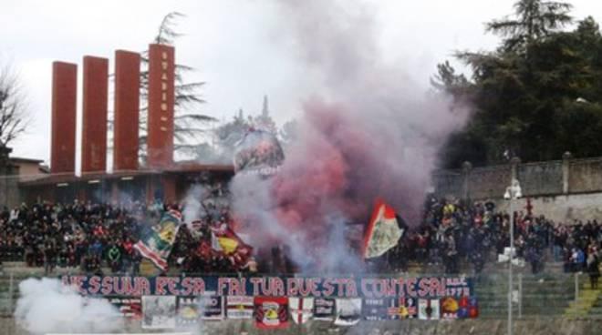 L'Aquila Calcio-Forlì: ospiti ai microfoni