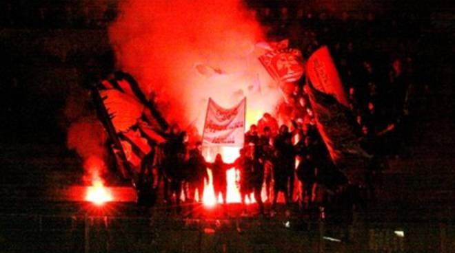 L'Aquila Calcio, un anno di Daspo per un tifoso