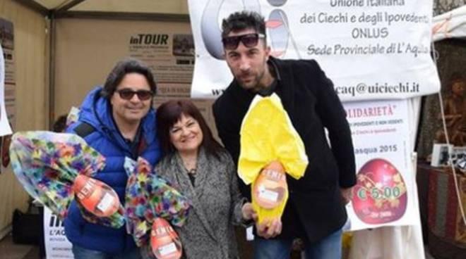 L'Aquila e la Marsica per l'Unione Italiana Ciechi e Ipovedenti