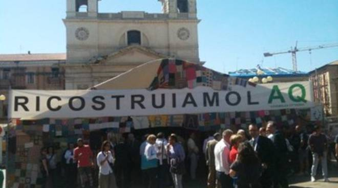 «L'Aquila icona del Paese»
