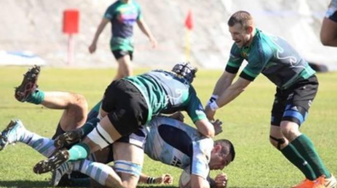 L'Aquila Rugby fa lezione agli alunni di Teramo