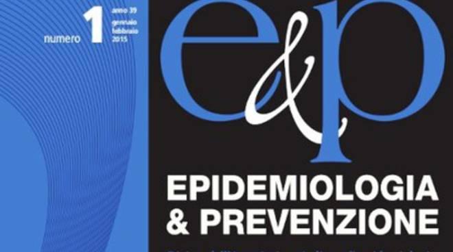 L'Aquila sulla rivista 'Epidemiologia e prevenzione'