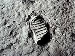La vita sulla luna