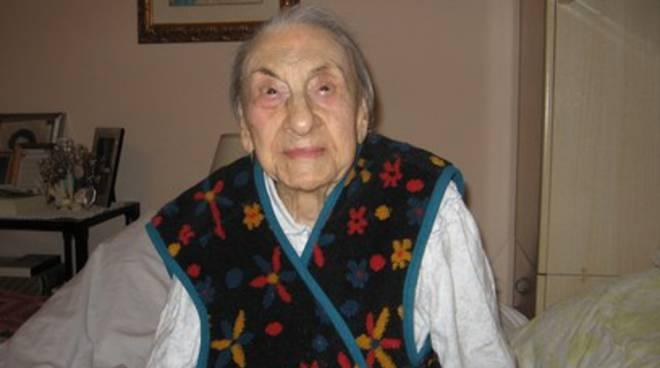Luisa Riso compie 109 anni