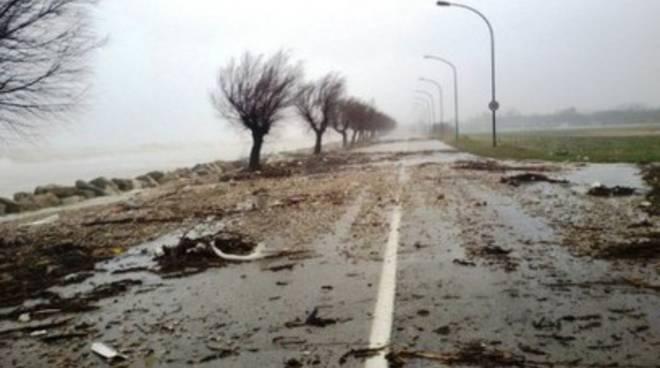 Maltempo, 30 milioni di danni in Abruzzo