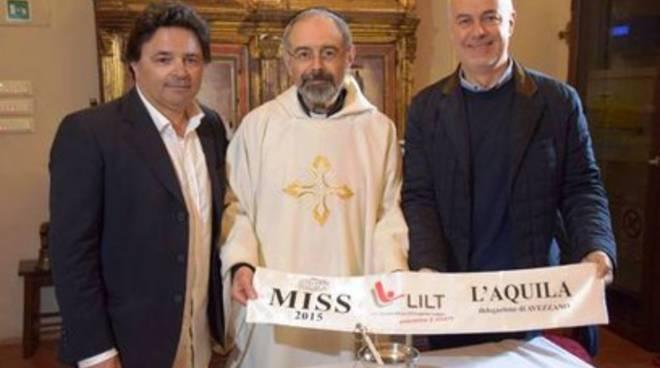 'Miss Lilt L'Aquila', la prima fascia di bellezza benedetta